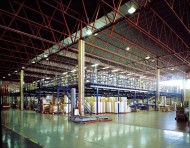 Entreplanta para nave industrial